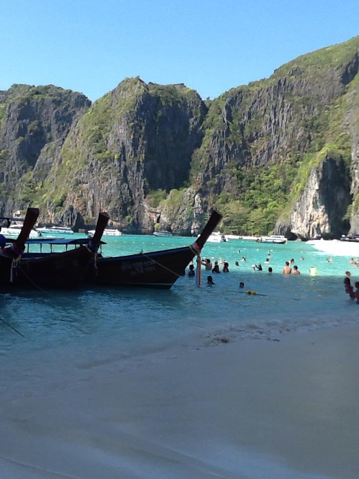 DECOUVERTE V.I.P BAIE DE MAYA PHI PHI - BAMBOO ISLAND