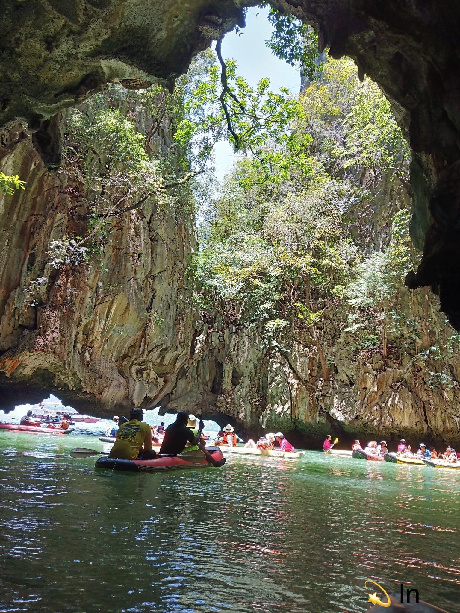 DÉCOUVERTE V.I.P AO PHANG NGA 2900 BATH